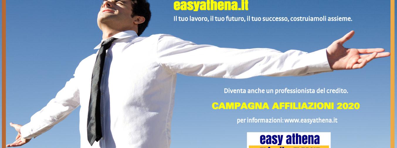 Campagna Affiliazioni 2020 EasyAthena.it